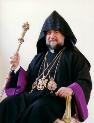 His Holiness Aram I